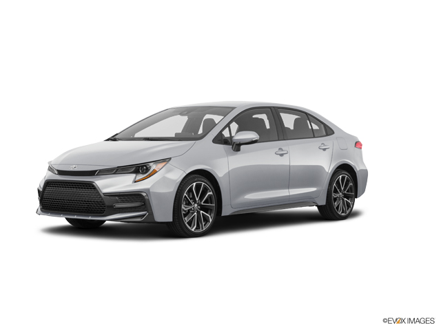New 2020 Toyota Corolla in Hemet, CA