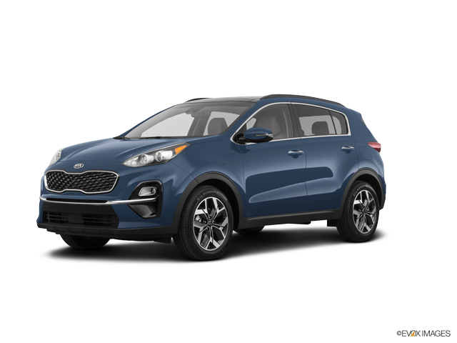 New 2020 KIA Sportage in East Hartford, CT