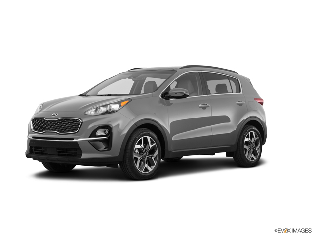 New 2020 KIA Sportage in Franklin, TN