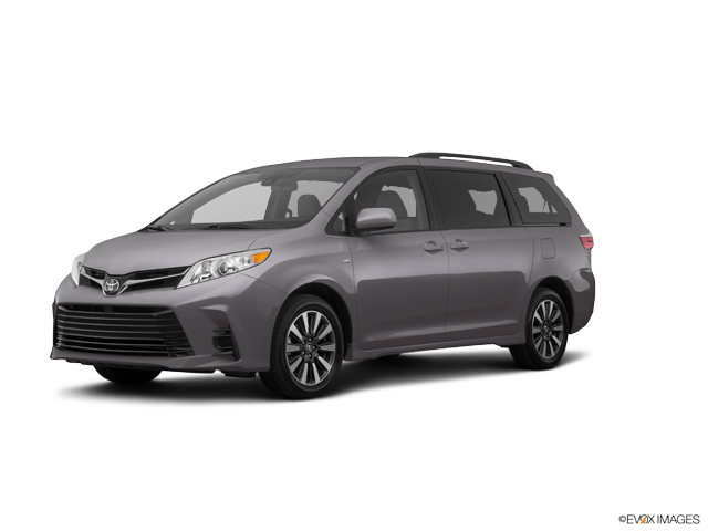 New 2020 Toyota Sienna in Gilroy, CA