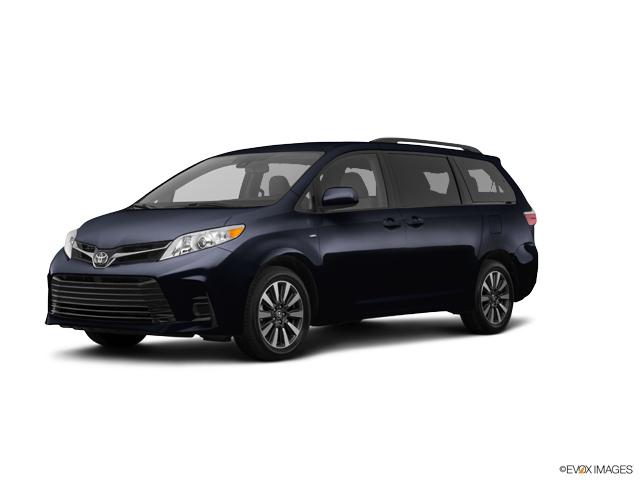 New 2020 Toyota Sienna in Claremont, CA
