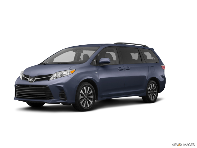 New 2020 Toyota Sienna in St. Louis, MO