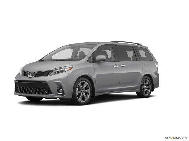 New 2020 Toyota Sienna in , OR
