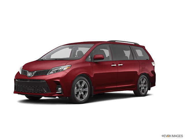 New 2020 Toyota Sienna in Gallup, NM