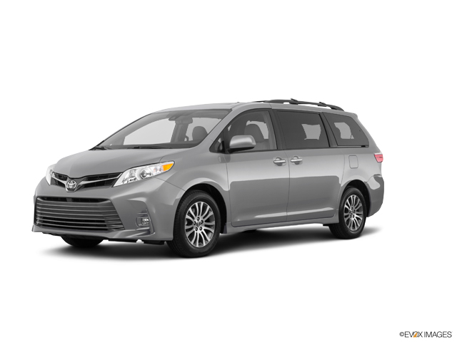 New 2020 Toyota Sienna in Venice, FL