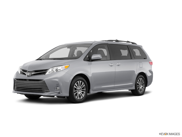 New 2020 Toyota Sienna in High Point, NC