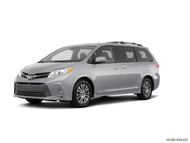 New 2020 Toyota Sienna in Santee, CA