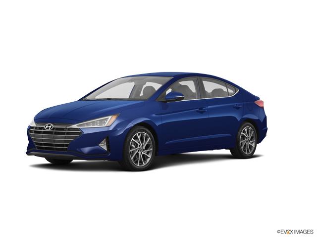 New 2020 Hyundai Elantra in Medford, OR