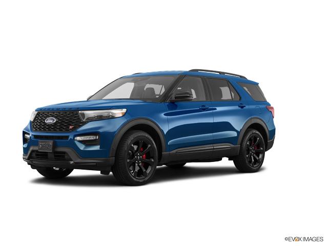 New 2020 Ford Explorer in Tacoma, WA