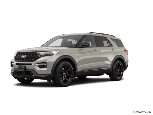 New 2020 Ford Explorer in Lakewood, WA
