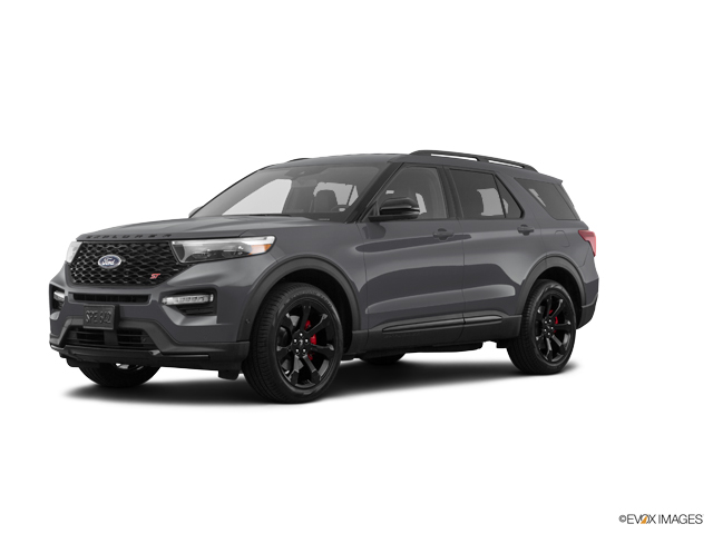 New 2020 Ford Explorer in Sumner, WA