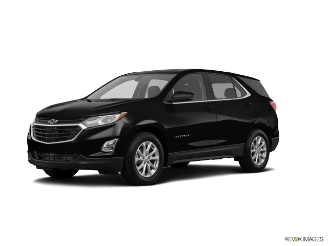 New 2020 Chevrolet Equinox in Kansas City, MO