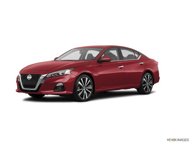 New 2020 Nissan Altima in Huntsville, AL