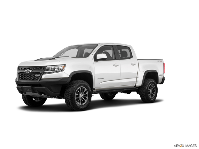 New 2020 Chevrolet Colorado in Sumner, WA