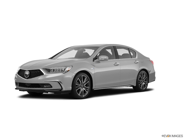 New 2020 Acura RLX in Fife, WA