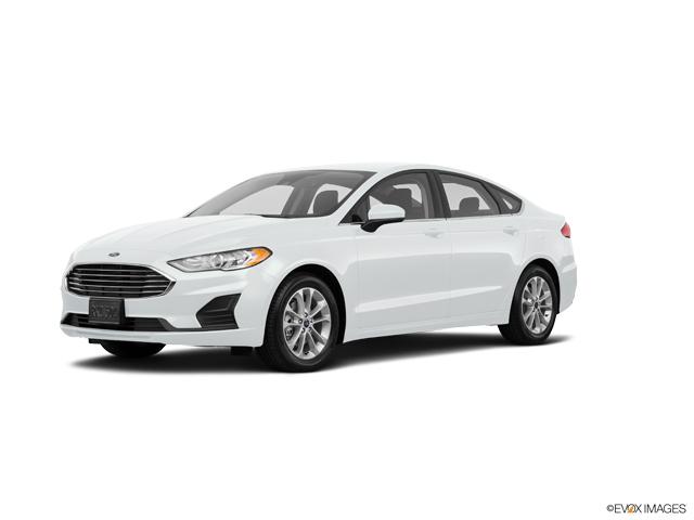 New 2020 Ford Fusion in Lakewood, WA