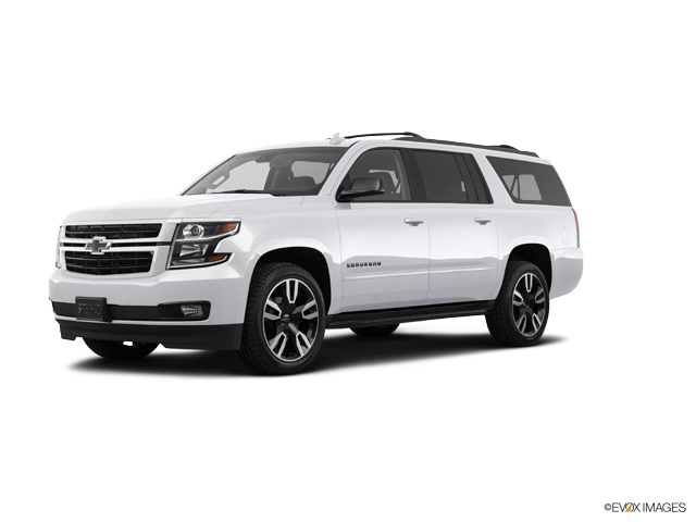 New 2020 Chevrolet Suburban in Austin, TX