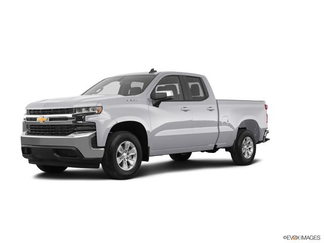 New 2020 Chevrolet Silverado 1500 in Greenwood, IN
