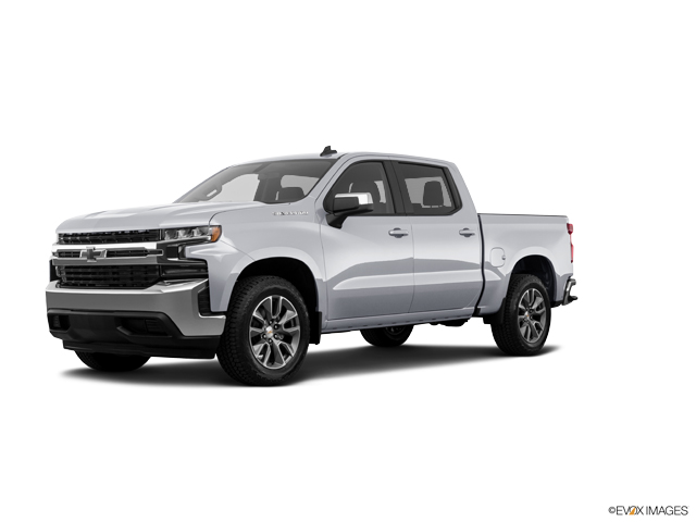 New 2020 Chevrolet Silverado 1500 in Grenada, MS