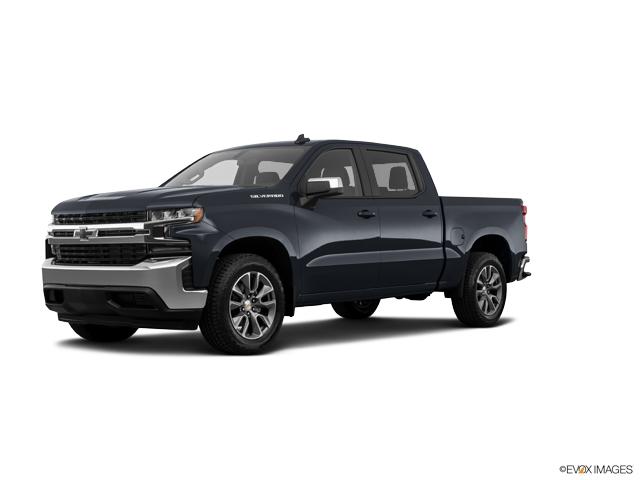 New 2020 Chevrolet Silverado 1500 in Austin, TX