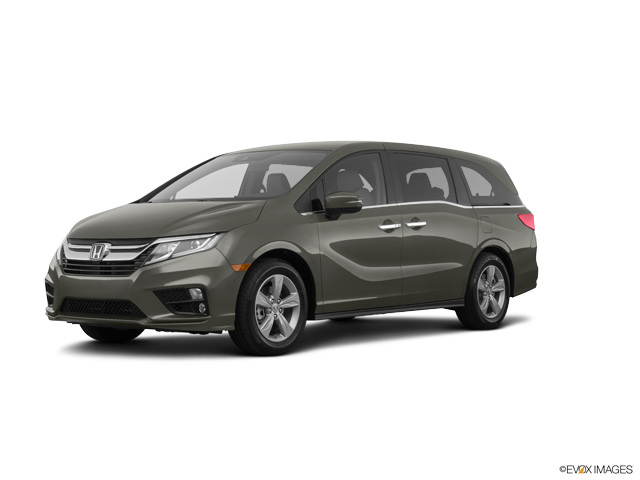 New 2020 Honda Odyssey in Las Vegas, NV