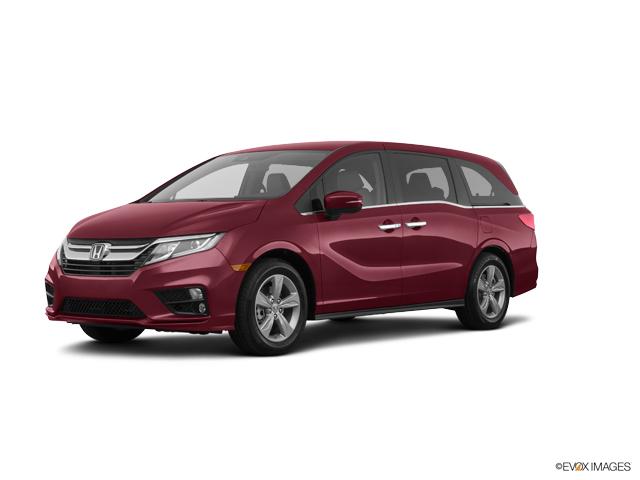 New 2020 Honda Odyssey in Fishers, IN