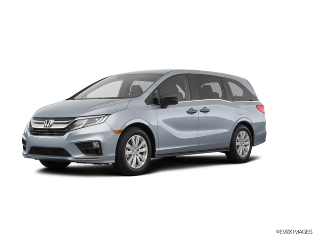 New 2020 Honda Odyssey in Akron, OH