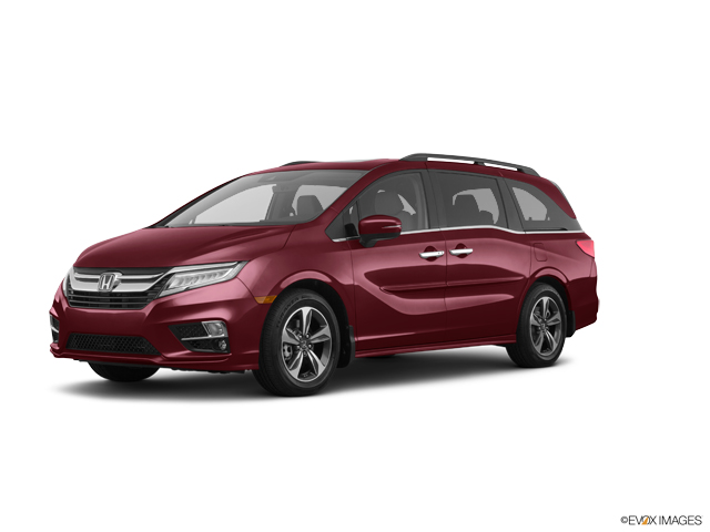 New 2020 Honda Odyssey in Davis, CA
