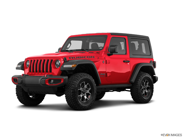 New 2020 Jeep Wrangler in Greenville, TX