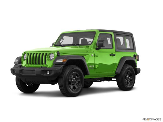 2020 Jeep Wrangler Sport