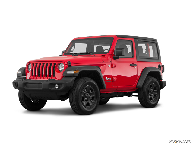 2020 Jeep Wrangler Sport S 4x4