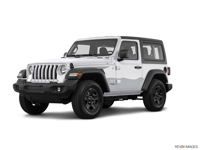 2020 Jeep Wrangler Black and Tan 4x4 *Ltd Avail*