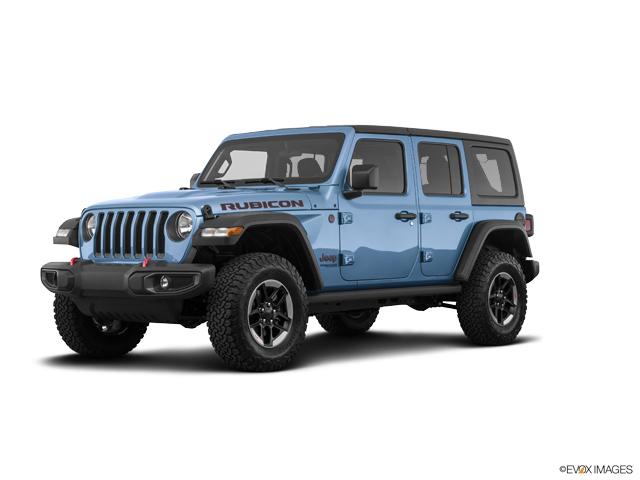New 2020 Jeep Wrangler Unlimited in , LA