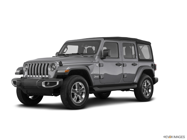 New 2020 Jeep Wrangler Unlimited in Little Falls, NJ