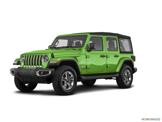 New 2020 Jeep Wrangler Unlimited in New Iberia, LA