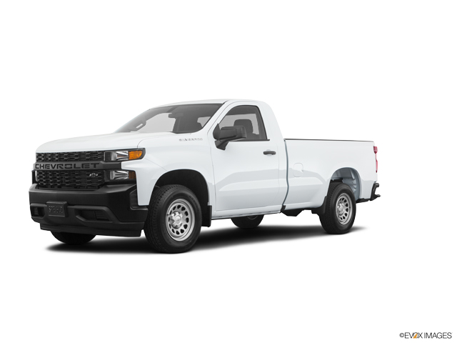 New 2020 Chevrolet Silverado 1500 in Watsonville, CA