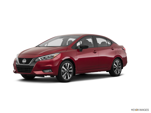 New 2020 Nissan Versa in Jackson, MI