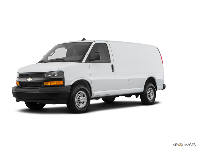 New 2020 Chevrolet Express Cargo Van in Greensburg, PA