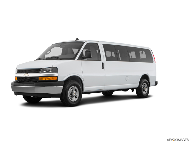New 2020 Chevrolet Express Passenger in Watsonville, CA