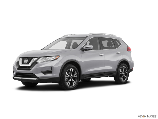 New 2020 Nissan Rogue in Dyersburg, TN