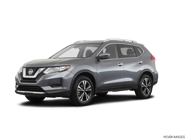 New 2020 Nissan Rogue in Waycross, GA