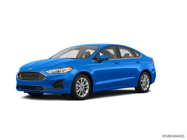 New 2020 Ford Fusion Hybrid in Hemet, CA