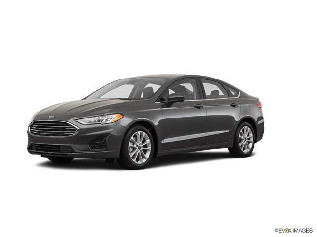 New 2020 Ford Fusion Hybrid in Sumner, WA