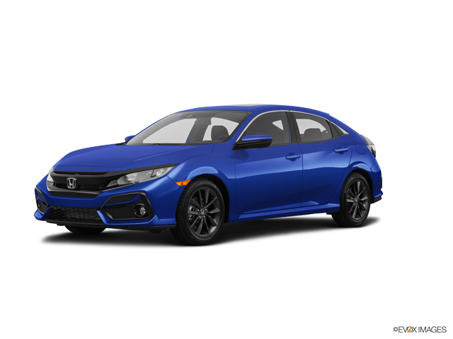 New 2020 Honda Civic Hatchback in Columbus, IN