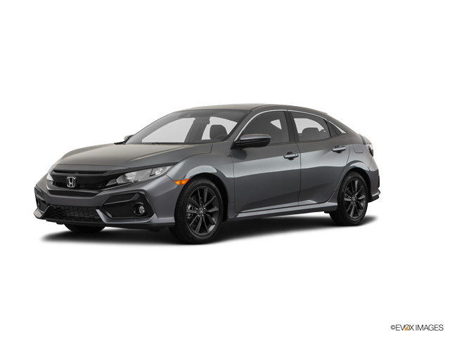 New 2020 Honda Civic Hatchback in  Van Nuys, CA