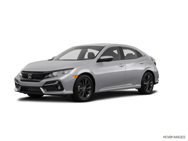 New 2020 Honda Civic Hatchback in Coeur d'Alene, ID