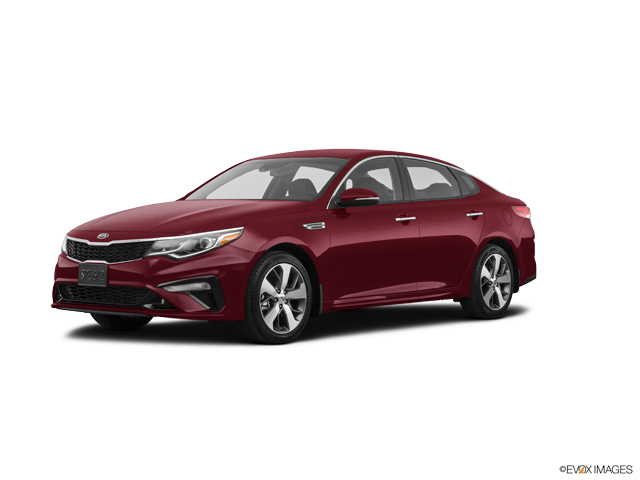 New 2020 KIA Optima in Columbus, OH