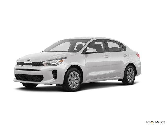 New 2020 KIA Rio S in Prescott Valley, AZ