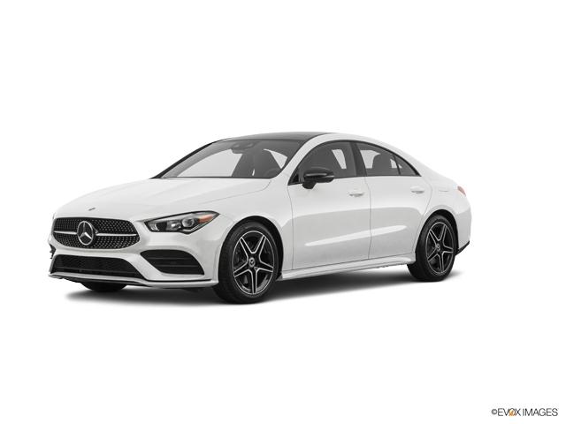 2020 Mercedes-Benz CLA CLA 250