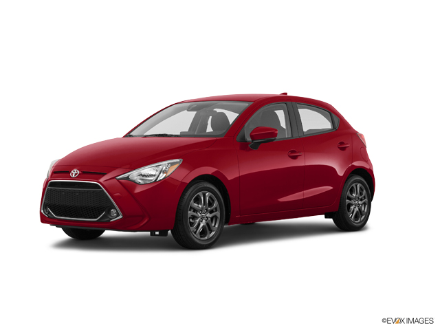 New 2020 Toyota Yaris Hatchback in Columbia, MO